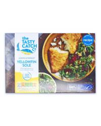 Lemon & Parsley Yellowfin Sole