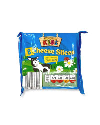 8 Cheese Slices