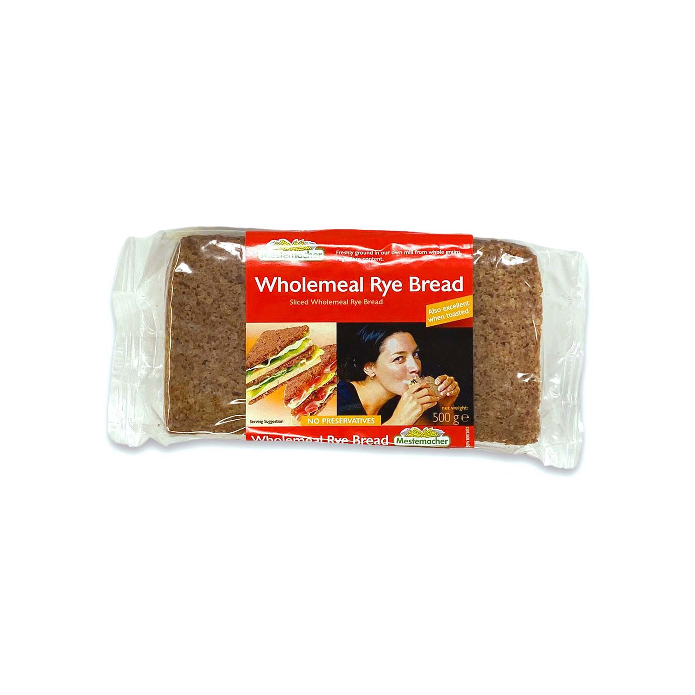 Bread Rye - Whole Rye Bread