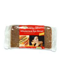 Rye Bread Whole Rye Bread