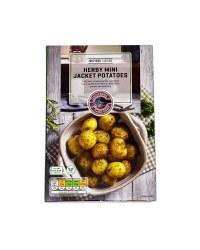 Herby Mini Jacket Potatoes