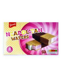 Neopolitan Wafers