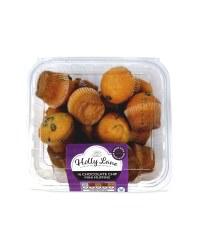 16 Chocolate Chip Mini Muffins