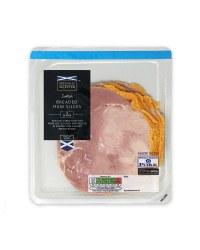 Scottish Breaded Ham Slices