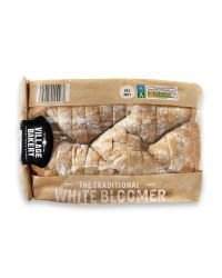 The Traditional White Bloomer