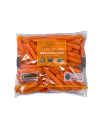 Nature's Pick Carrot Batons 400g