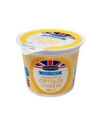Fat Free Pineapple Cottage Cheese
