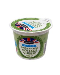 Fat Free Onion Chive Cottage Cheese