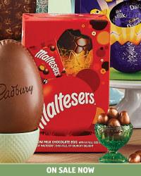 Maltesers Egg