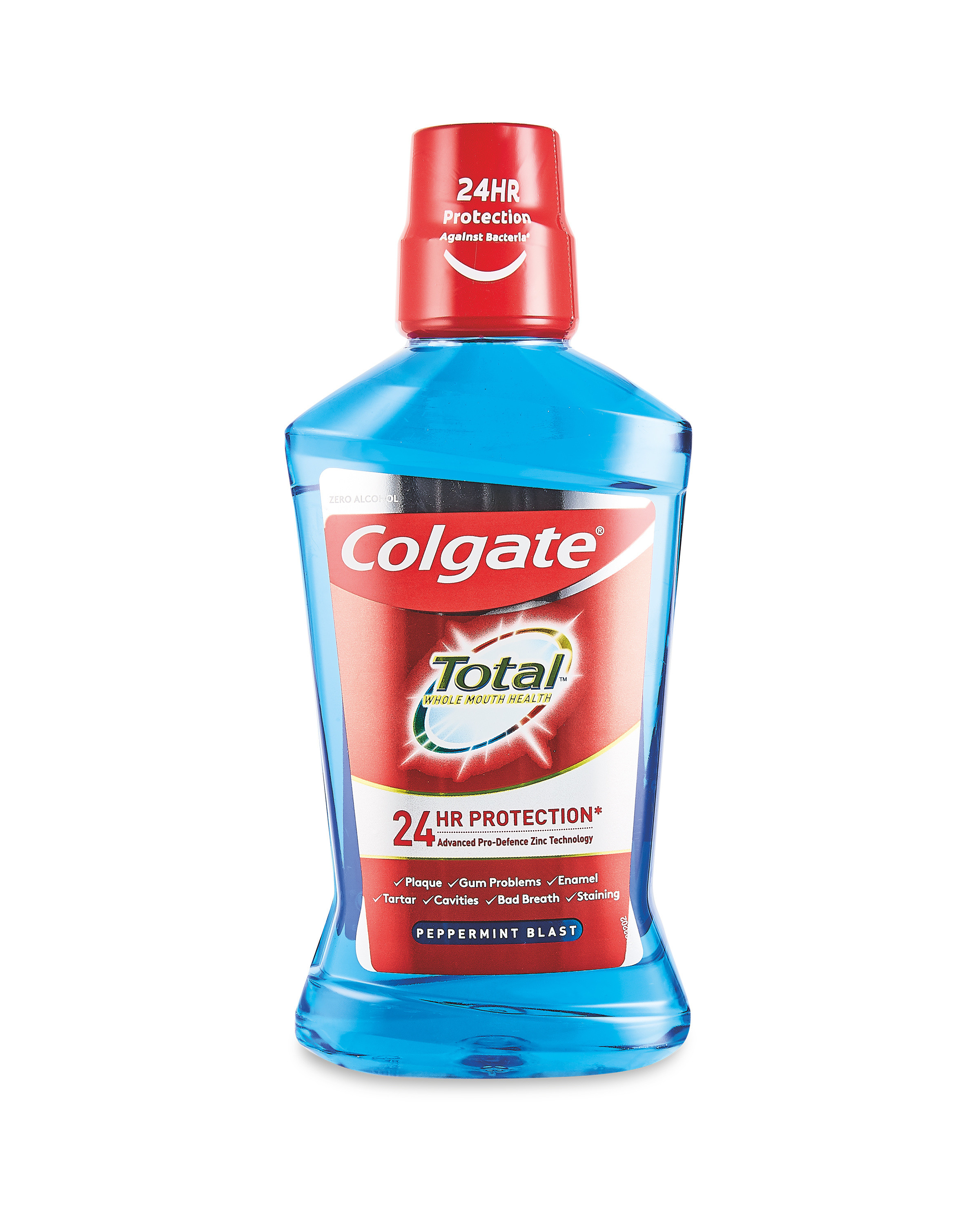 Colgate Total Peppermint Mouthwash