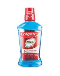 Colgate Total Peppermint Mouthwash