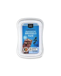 Smooth Reduced Fat Brussels Pâté