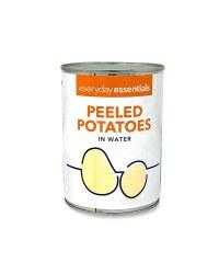 Peeled Potatoes In Water 560g