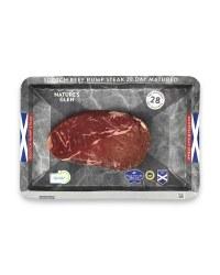 Scotch Rump Steak 28 Day Matured