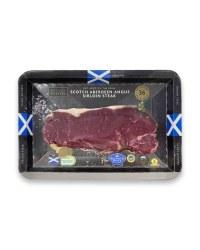 Scotch Aberdeen Angus Sirloin Steak
