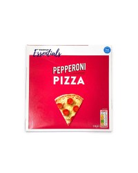 Thin & Crispy Pepperoni Pizza
