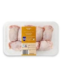 Scottish Chicken Thighs