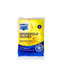 Household Gloves - Large