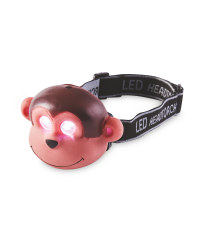 Monkey Camping Head Torch
