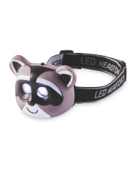 Racoon Camping Head Torch