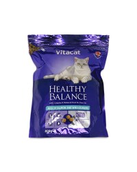 Healthy Balance Salmon Cat Biscuits