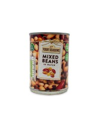 Mixed Beans In Water 400g