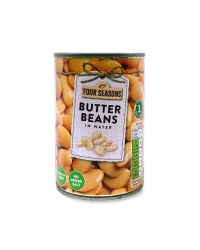 Butter Beans In Water 400g