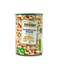 Cannellini Beans In Water 400g