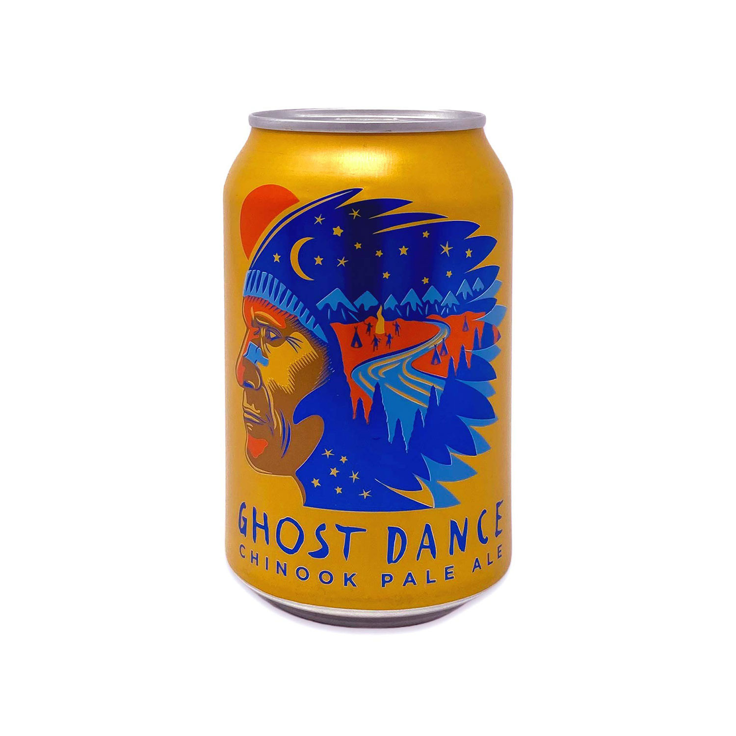 Ghost Dance Chinook Pale Ale