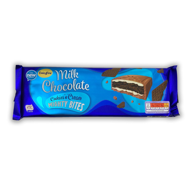 Mighty Bites Cookies & Cream
