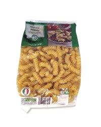 Italian Cuisine Fusilli