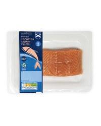 Skinless Scottish Salmon Fillets