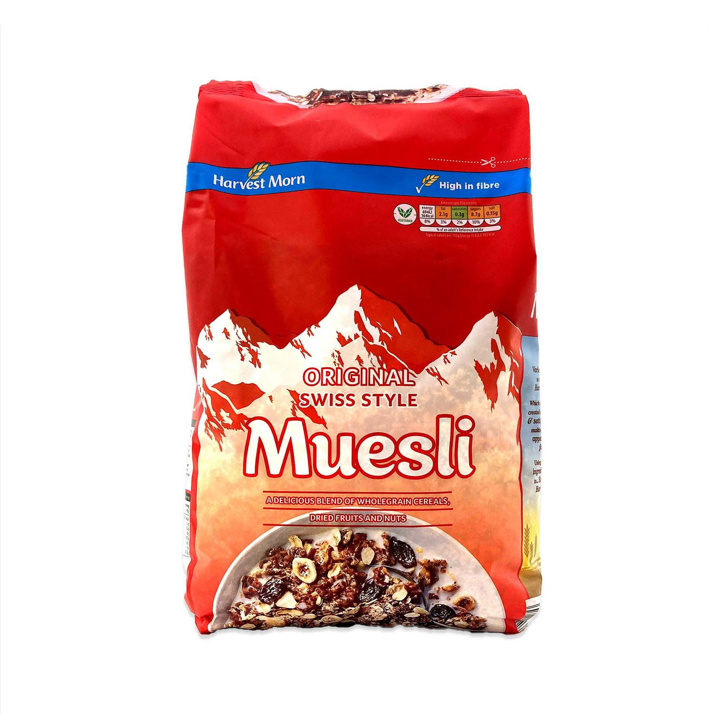 Original Swiss Style Muesli