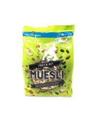 Harvest Morn Fruit & Nut Muesli 750g