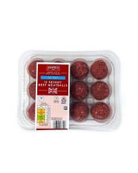 12 Skinny Beef Meatballs 5% Fat