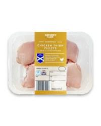 Scottish Chicken Thigh Fillets
