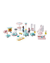 Doll's House Outdoor Furniture Set
