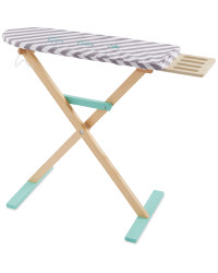 Little Town Grey Ironing Board Set