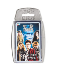 Witches & Wizards Top Trumps