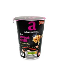 Asian Inspired Noodles Sweet Chilli