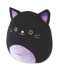Black Cat Squishmallow