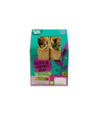 Falafel & Houmous Wrap