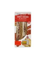Roast Chicken & Bacon Sandwich