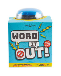 Word It Out Buzzer Game