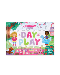 A Day Of Play Jigsaw Book