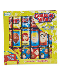 Hasbro Guess Who? Crackers