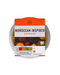 Moroccan Inspired Houmous