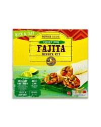 Smoky BBQ Fajita Kit