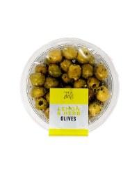 Lemon & Herb Olives