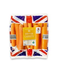 Nature's Pick Carrots 1kg
